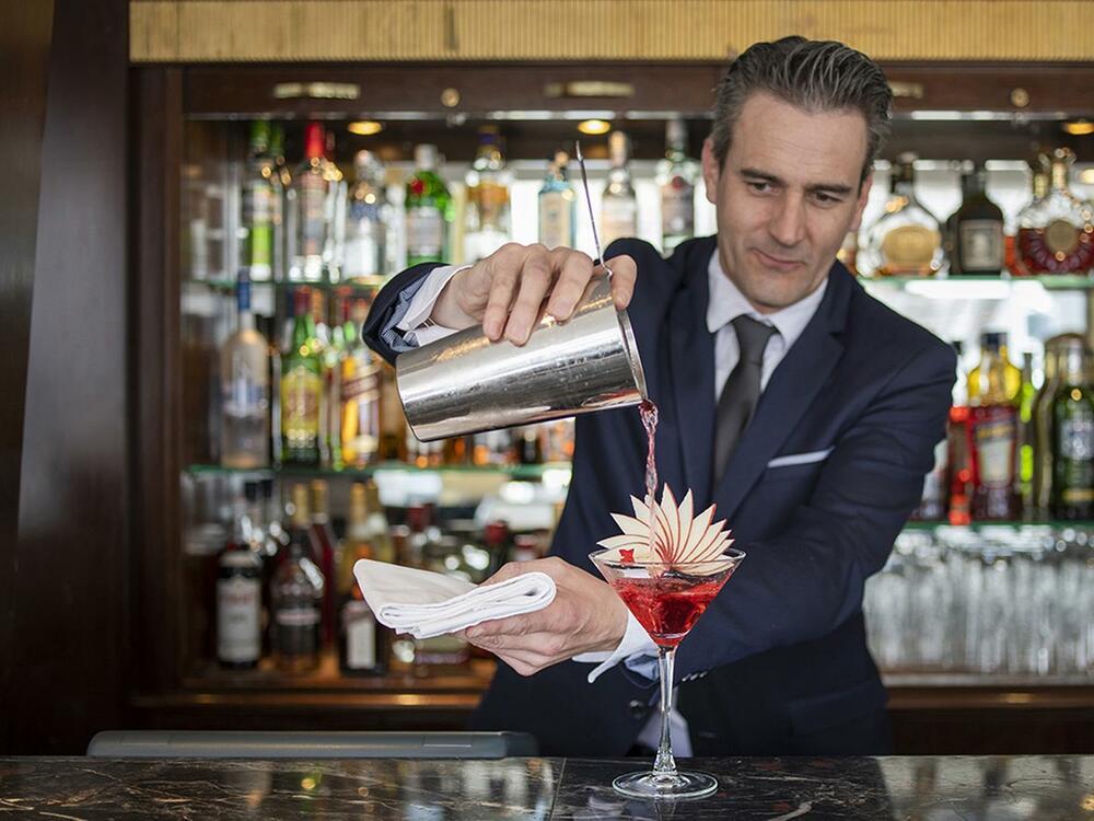 Téséo Bar Drinks