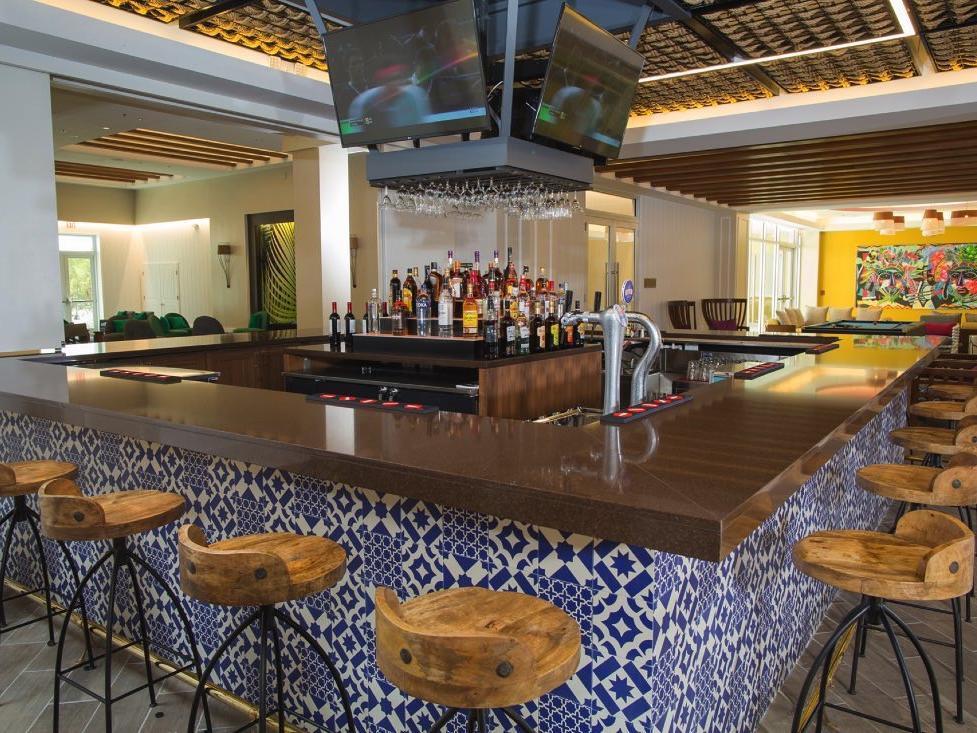 Rum Cay Lobby Bar at Warwick Paradise Island Bahamas