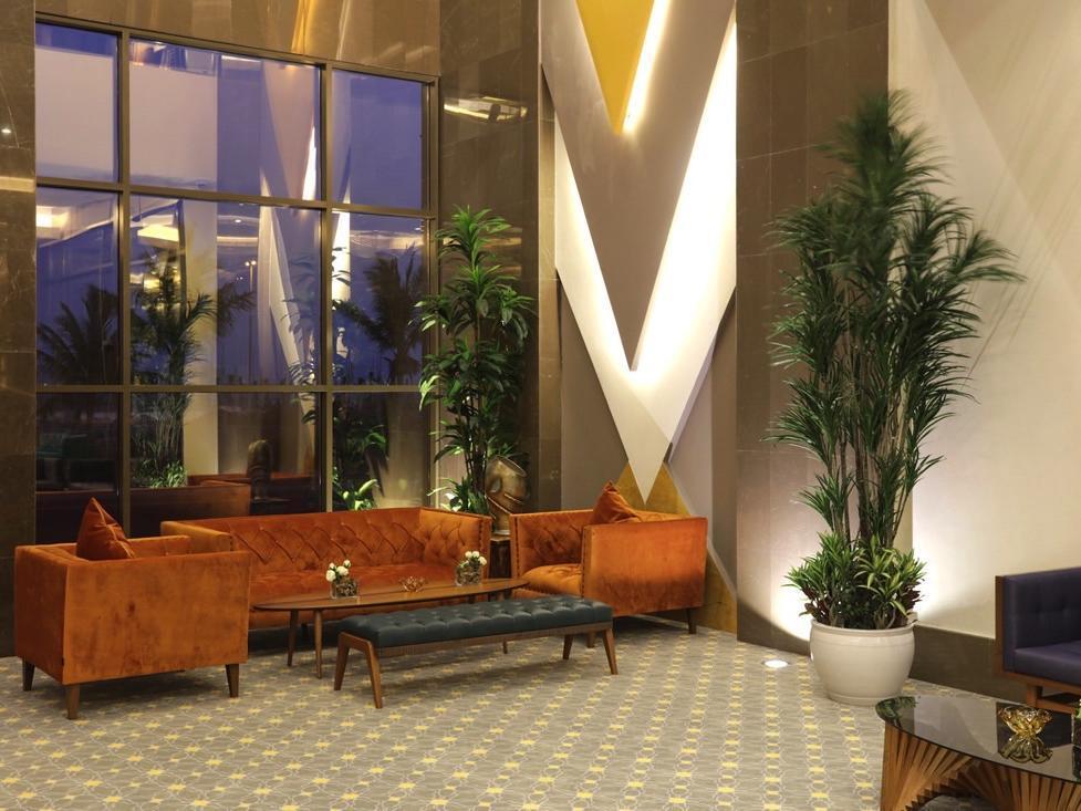 Salsabil By Warwick Hotel Lobby