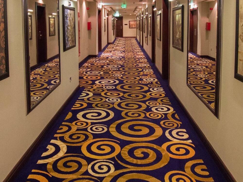 Strato Hotel by Warwick Hallway