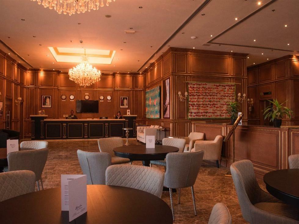Strato Hotel by Warwick Lobby