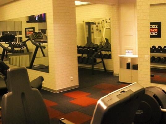Warwick Ankara Gym