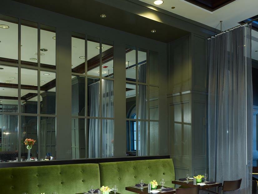 Allerton Hotel Restaurant