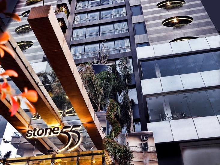 Warwick Stone 55  Building