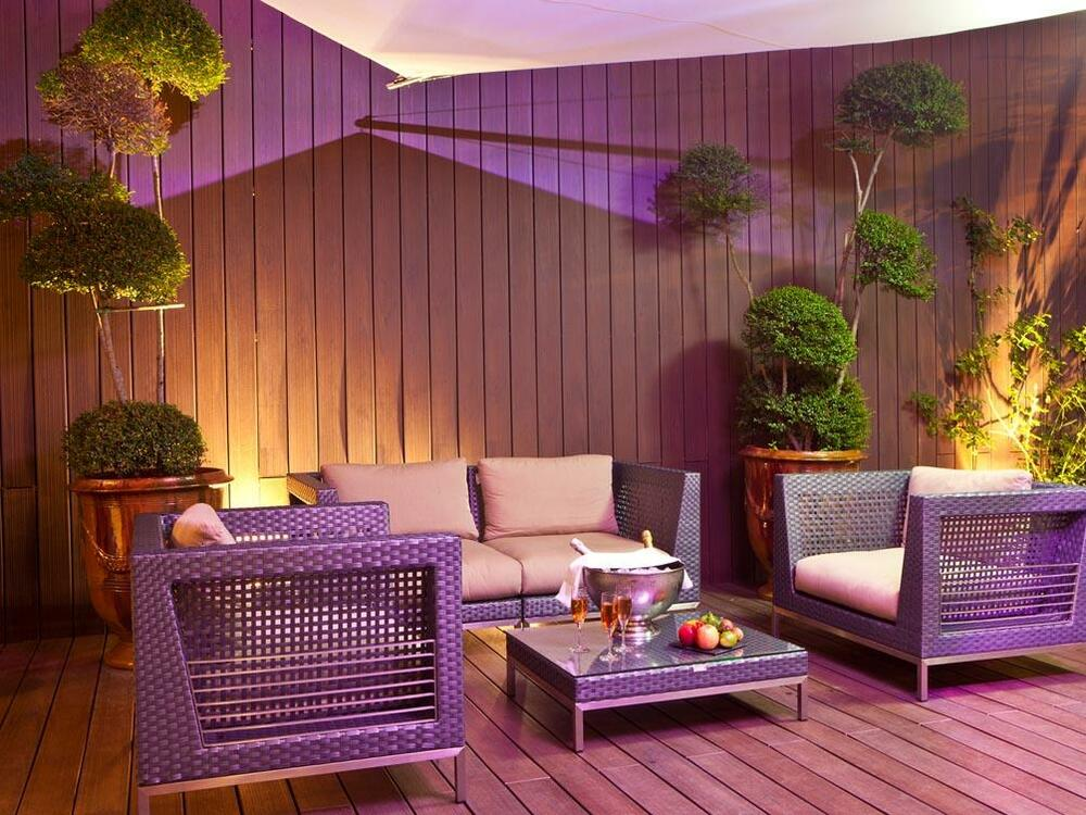 Bar Terrace VIP