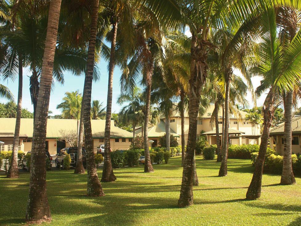 Tokatoka Resort Outside