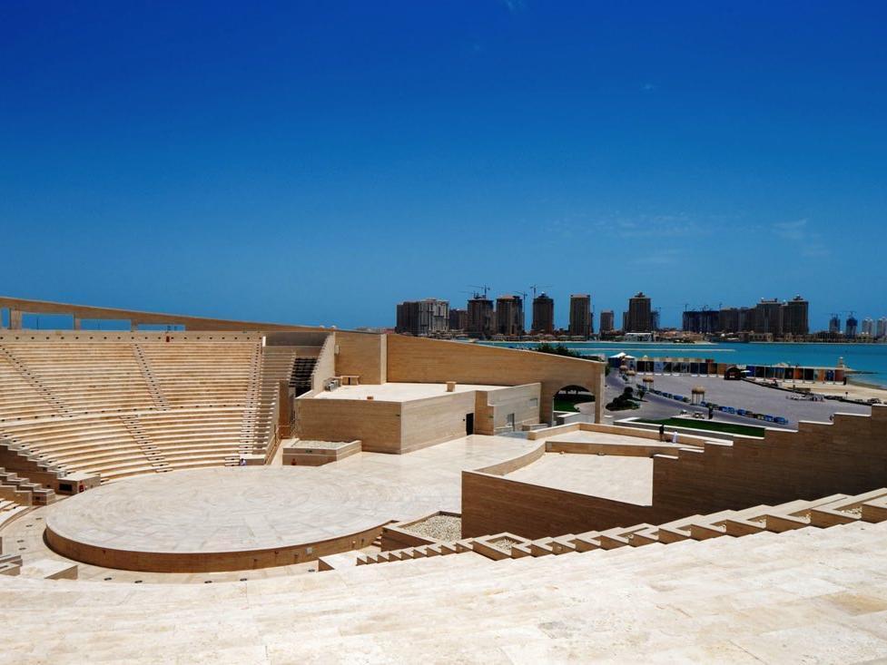 Doha Amphitheater