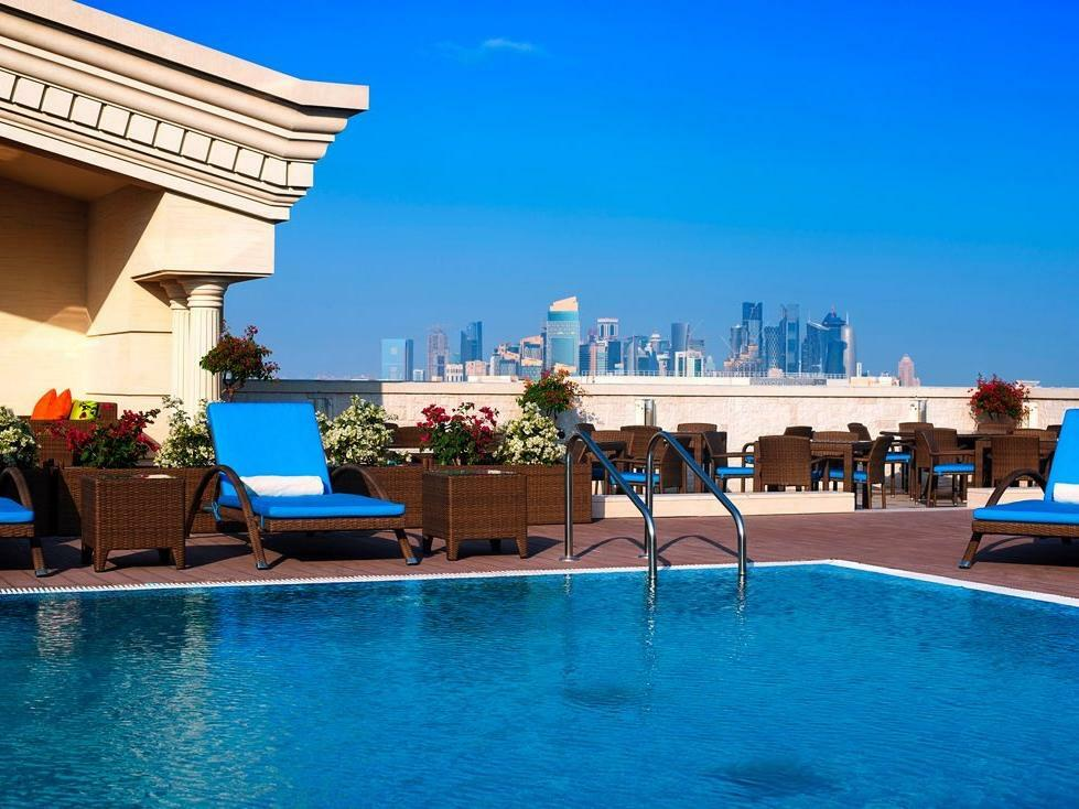 Warwick Doha Pool
