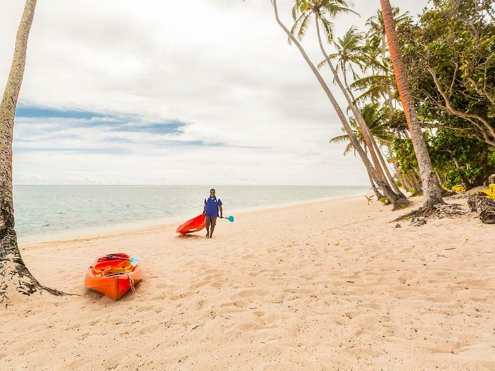 Fiji Kayaking