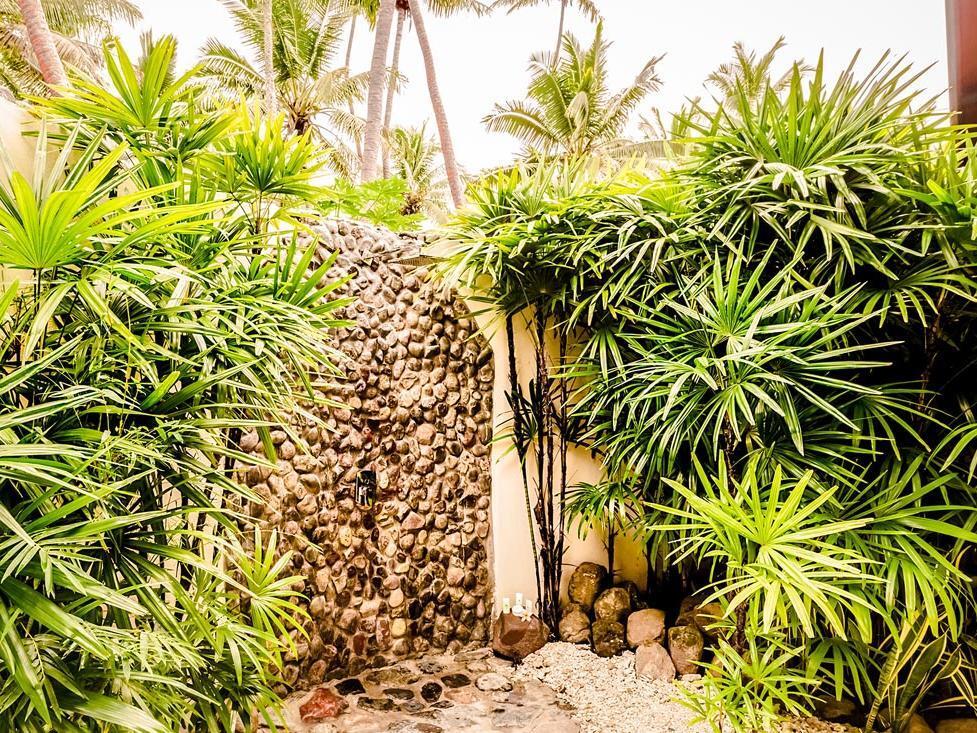 Garden View Villa at Tambua Sands Beach Resort