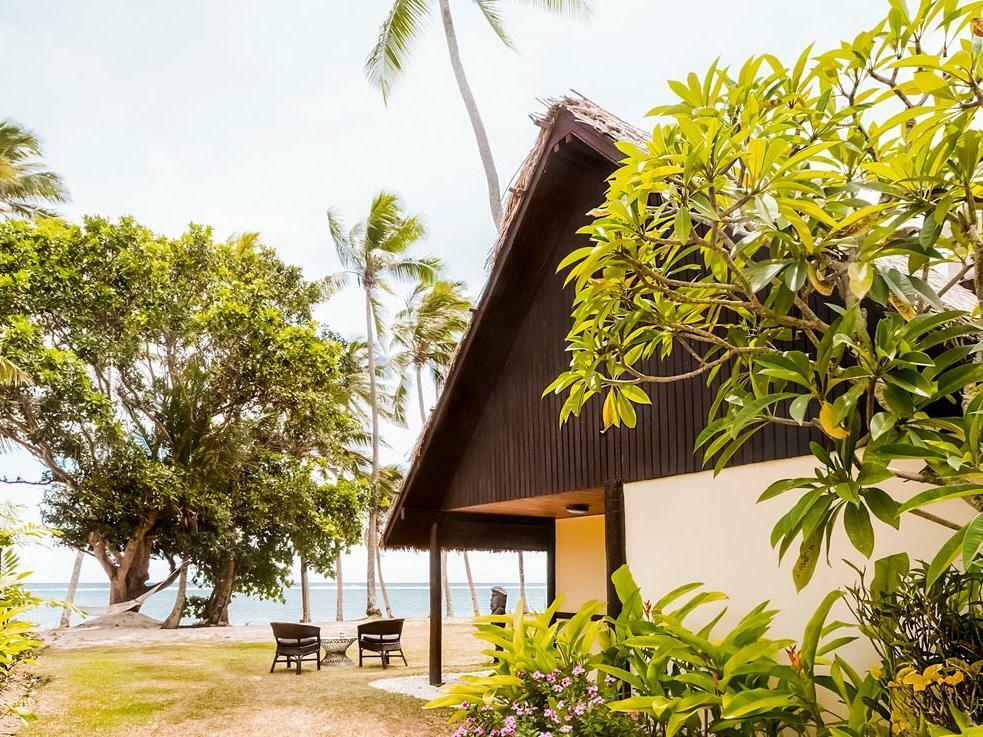 Ocean View Villa Exterior at Tambua Sands Beach Resort