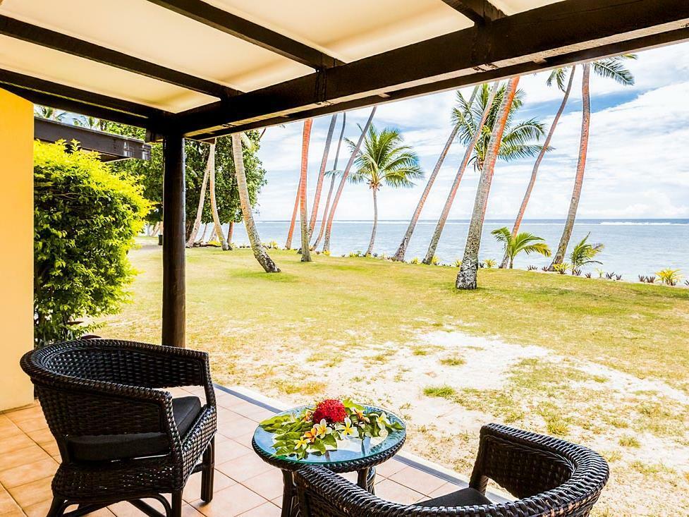 Ocean View Villa View at Tambua Sands Beach Resort