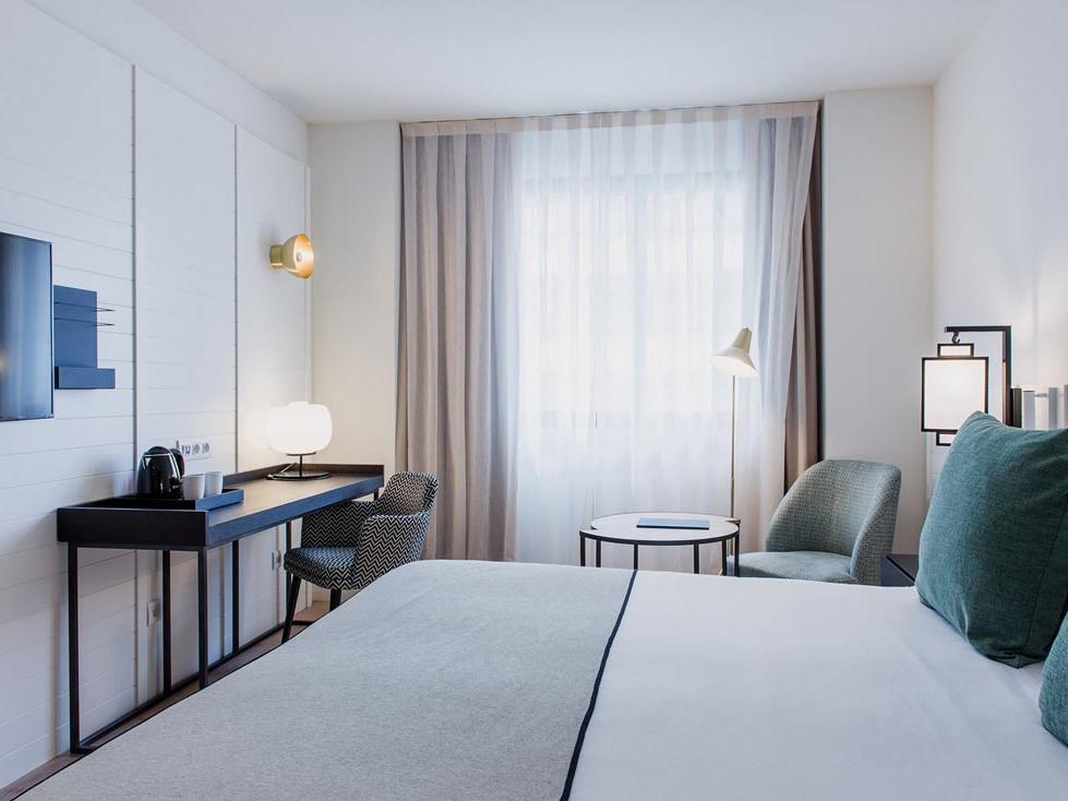 Hotel Molina Lario Double Standard Room