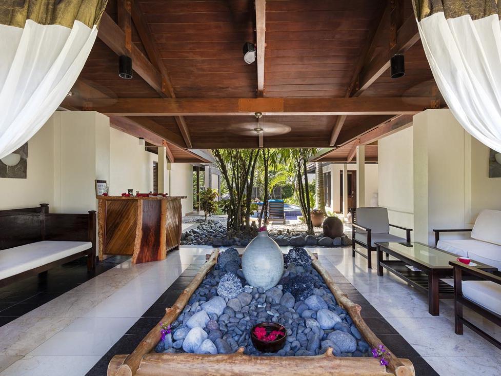 Oasis Spa at Warwick Le Lagon Vanuatu