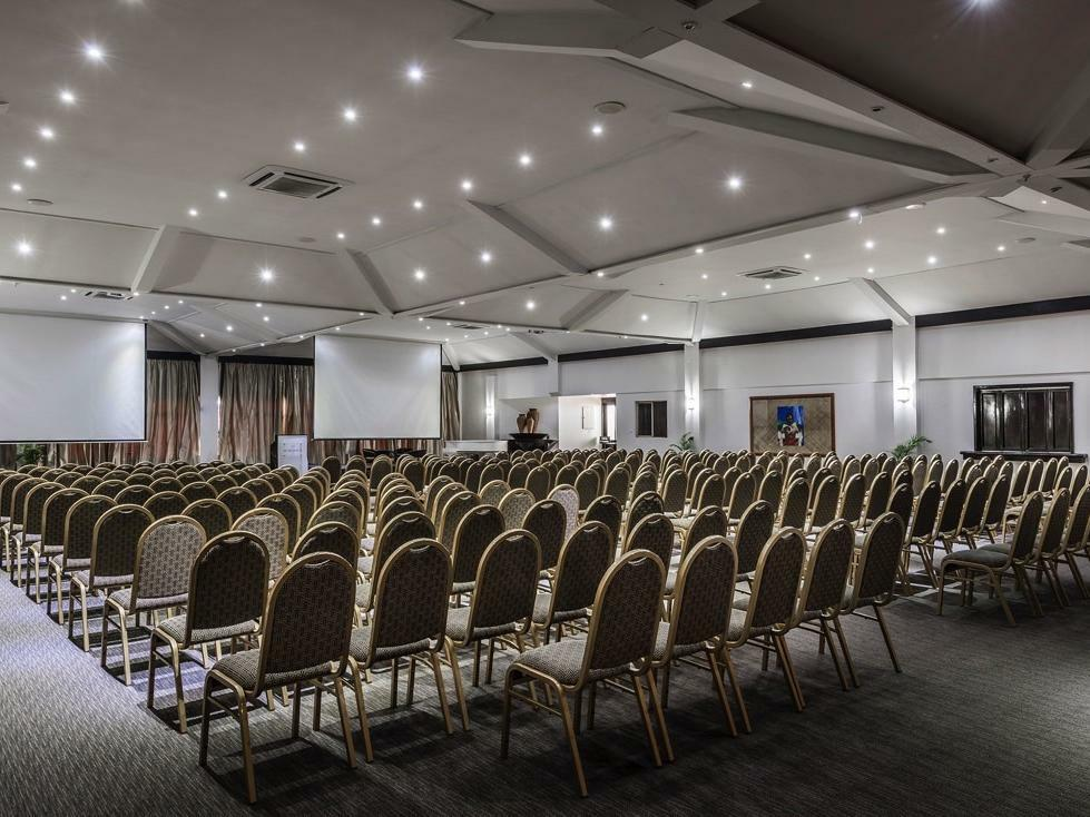 Talanoa Conference Room Theatre Shape at Warwick Fiji