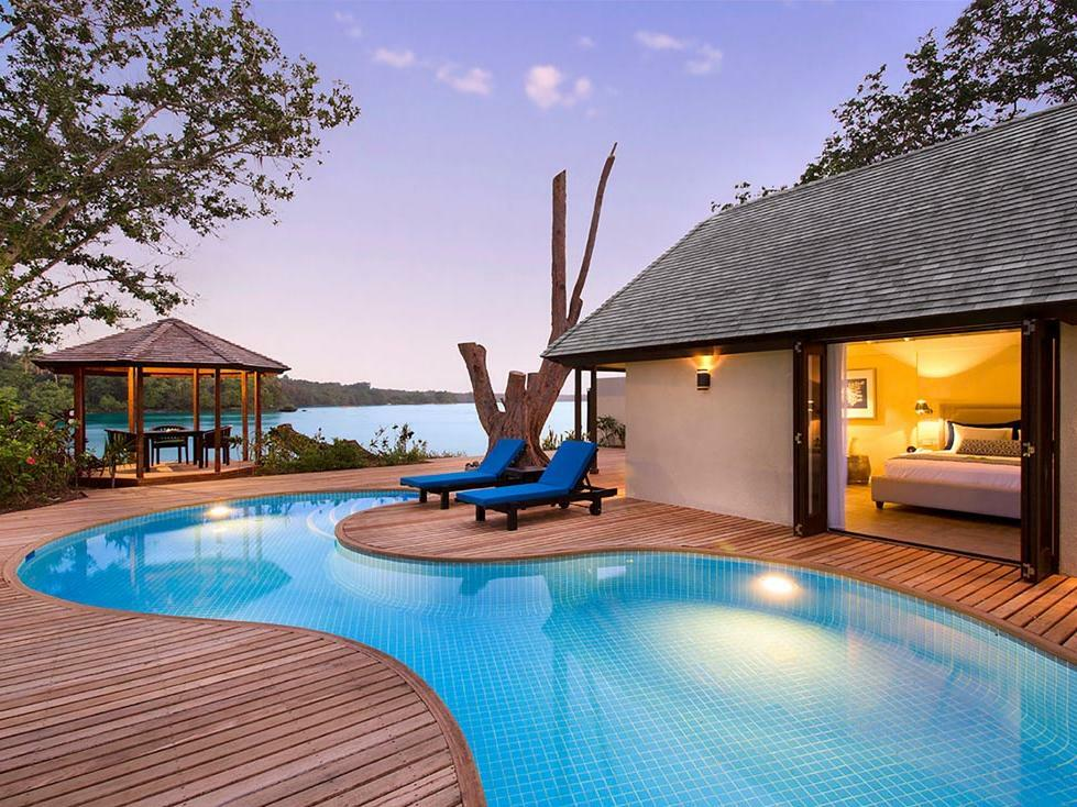 Efate Pool at Warwick Le Lagon Vanuatu