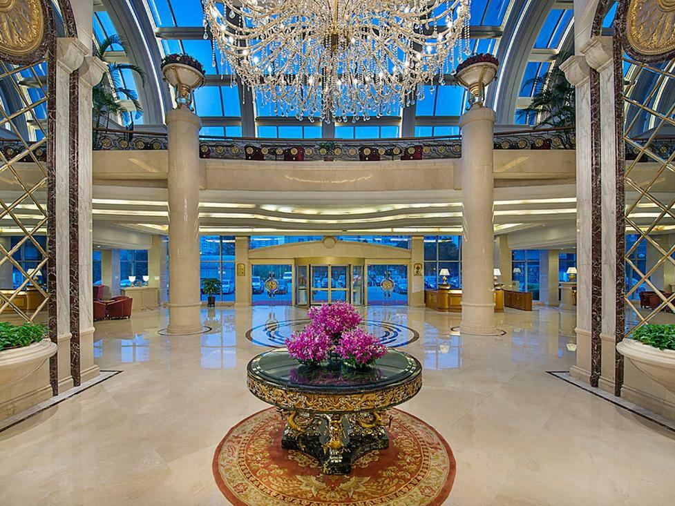 Celebrity International Grand Hotel Lobby