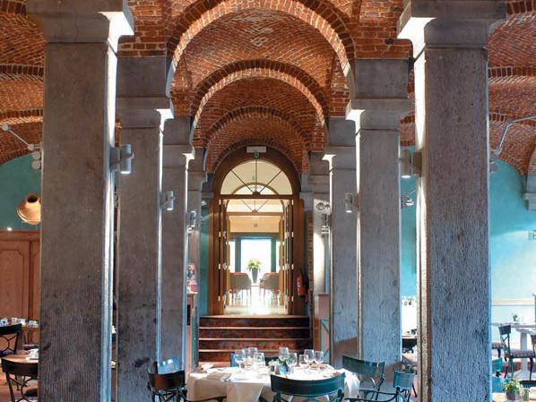 Martin's Grand Hotel restaurant La Sucrerie