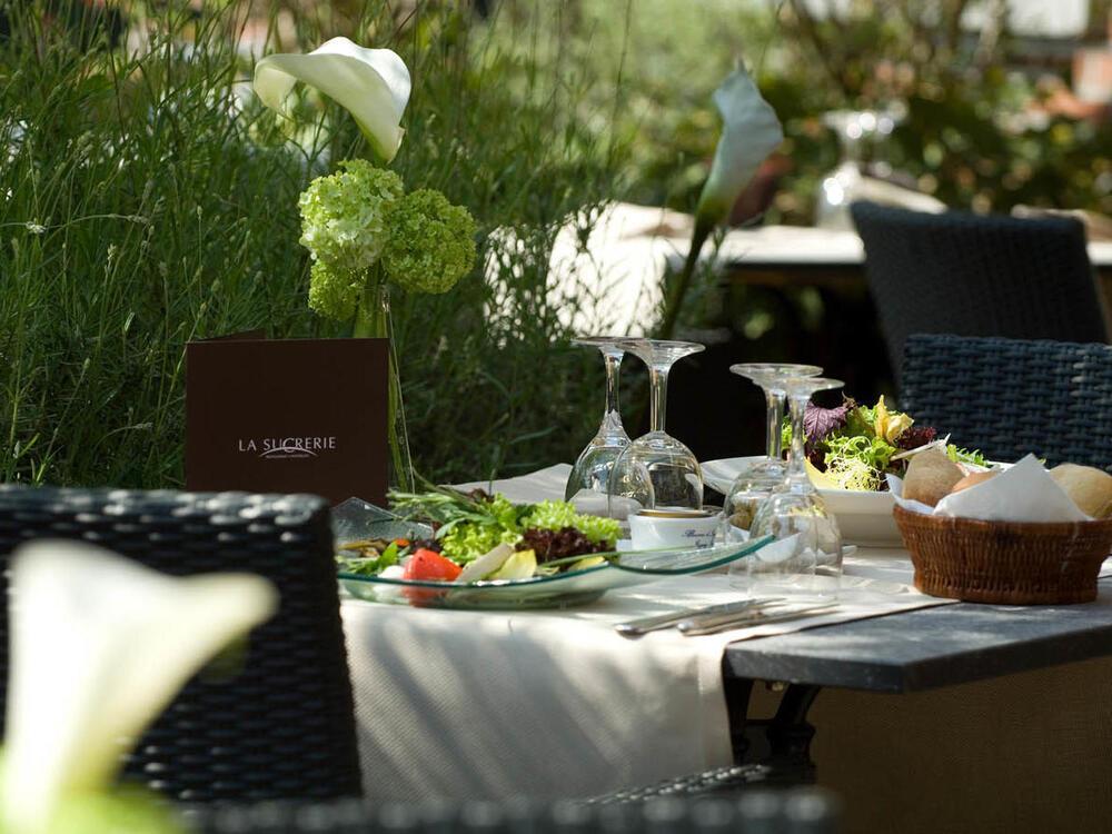 Terrasse Food Martins Grand Hotel