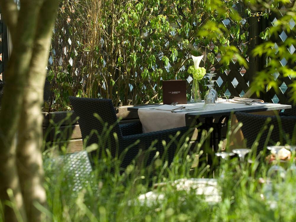 Terrasse Garden Martins Grand Hotel