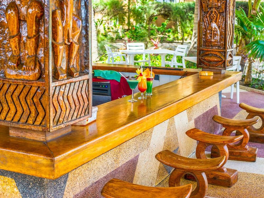 Bar Hotel Jardin Savana Dakar
