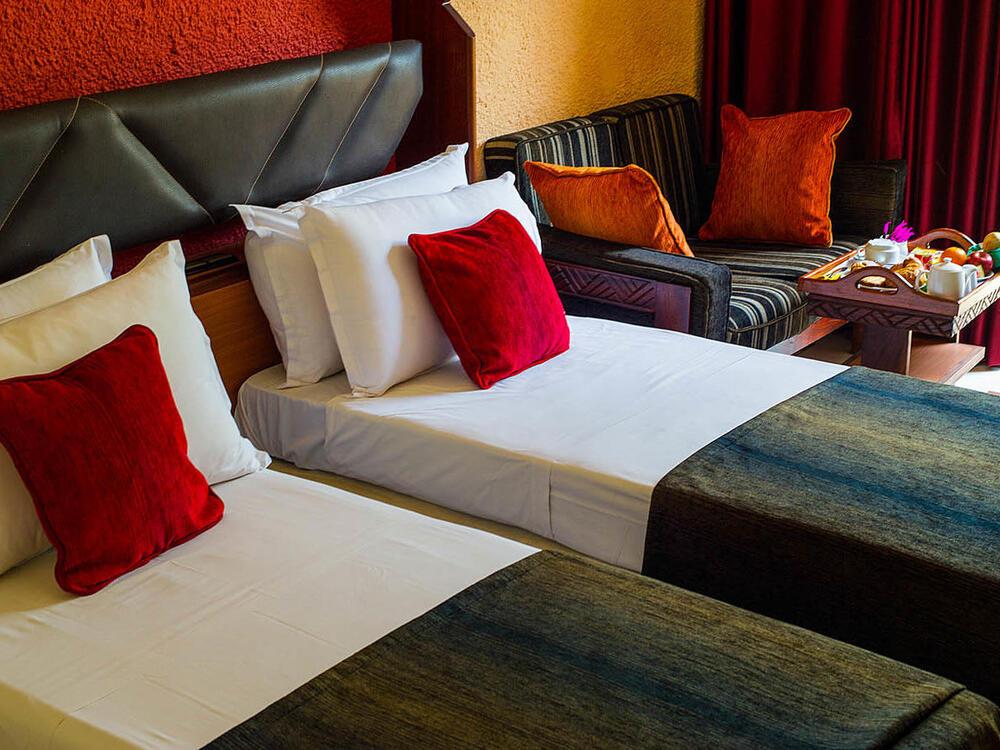 Hôtel-Jardin Savana Dakar Superior Room