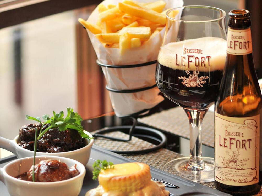 Chutney Belgium Best Seller Dish