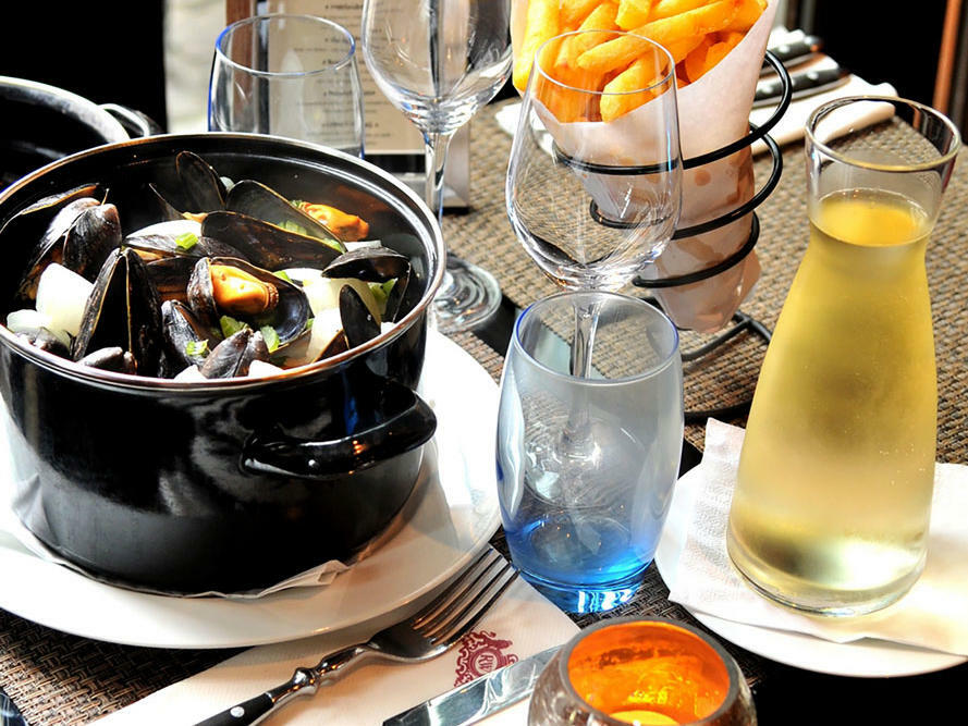 Chutney Mussels