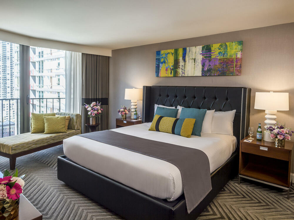 Queen Anne  Suite at the Warwick Seattle