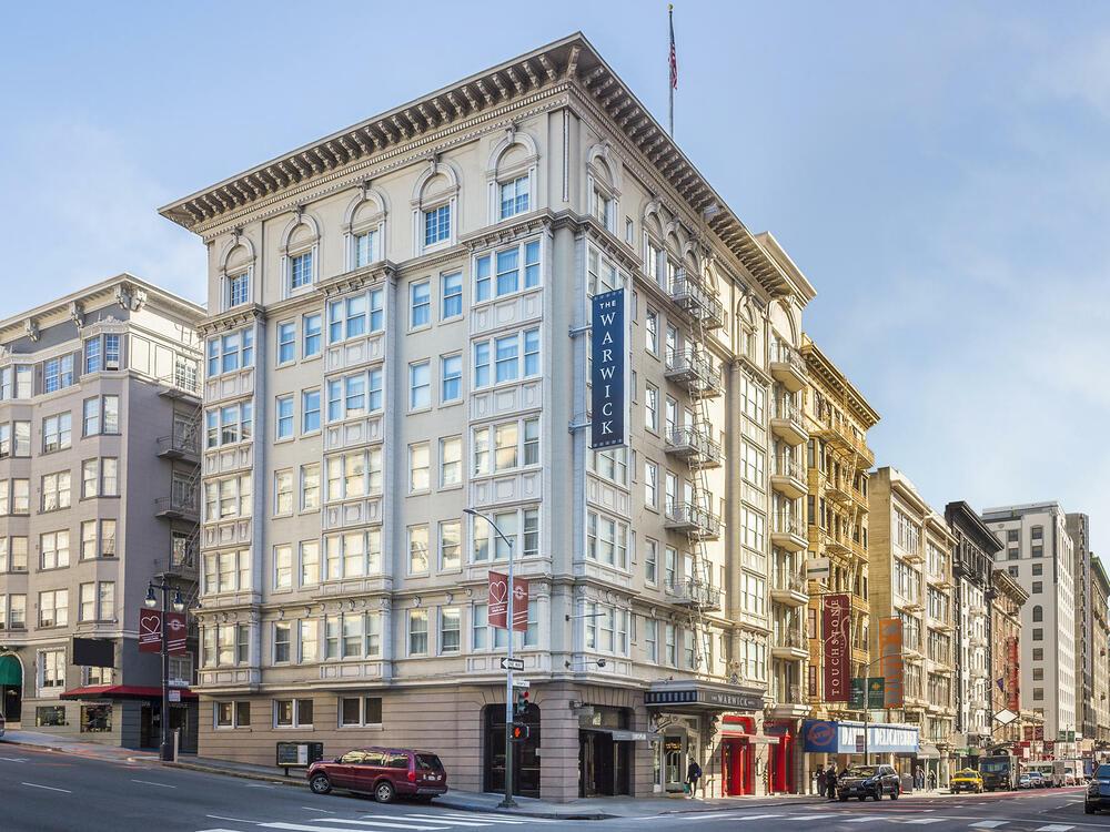 Warwick San Francisco Exterior
