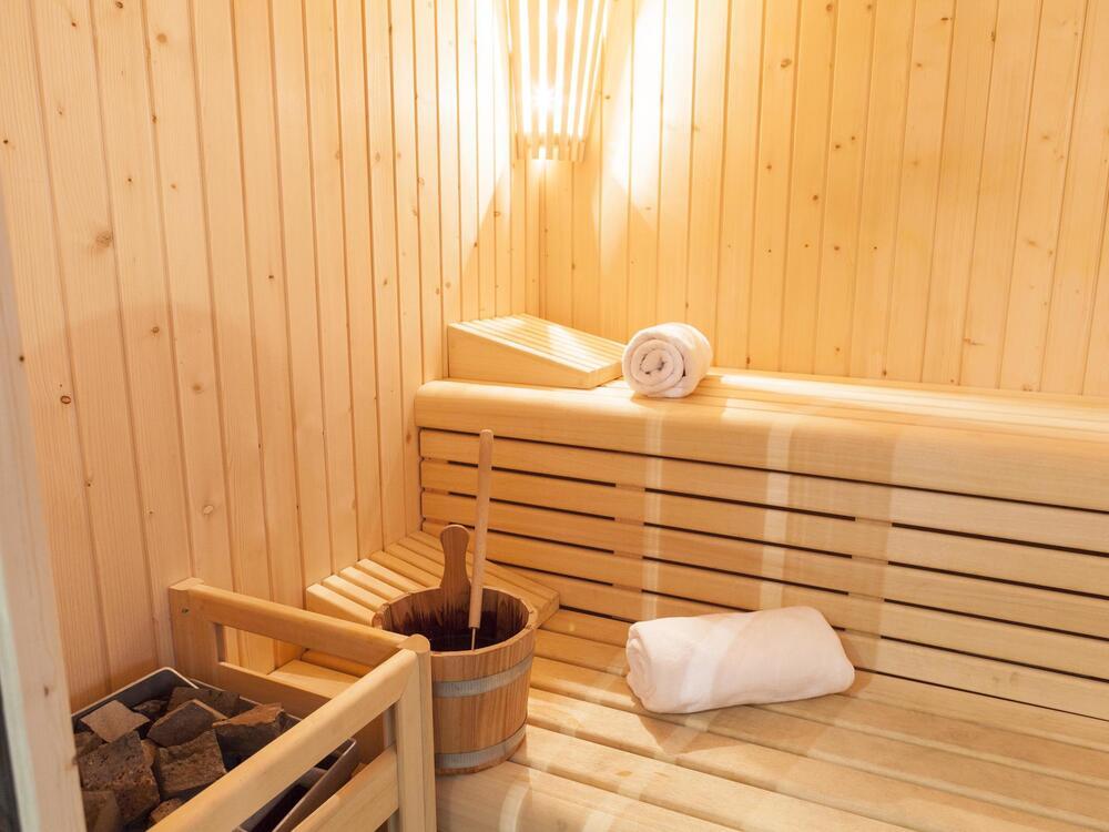 Sauna at Gallery Hotel Barcelona