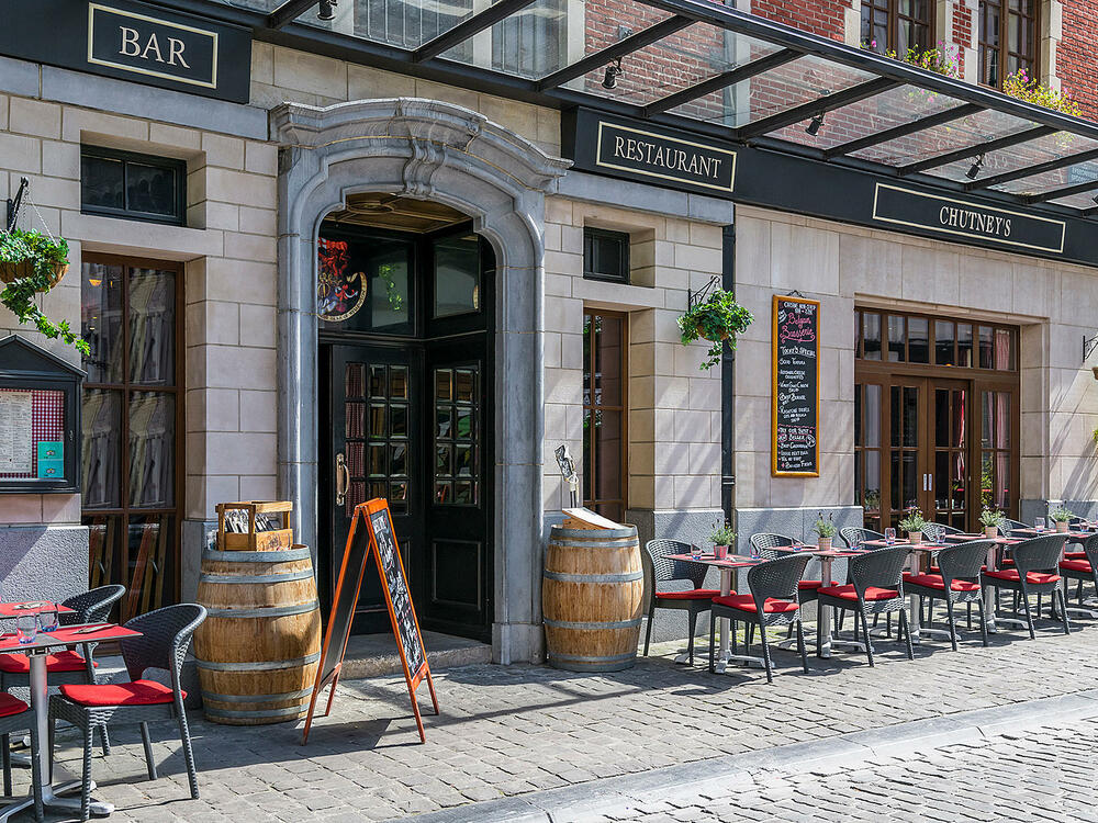 Chutney Restaurant & Terrace
