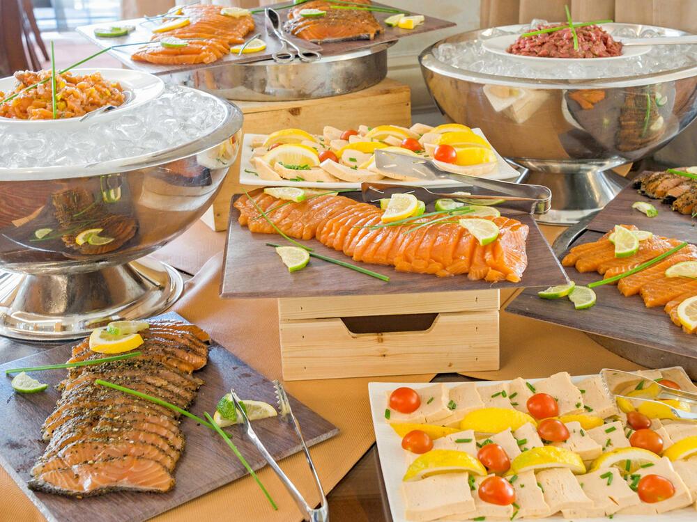 Brunch Téséo Restaurant