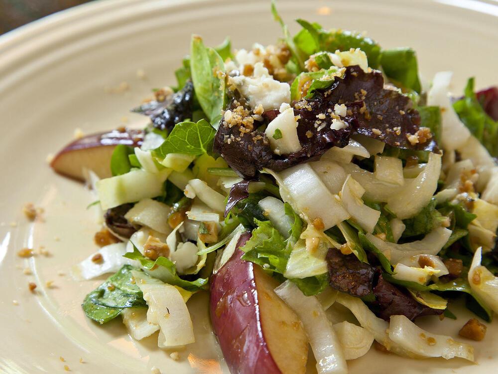 Salad Dish close-up