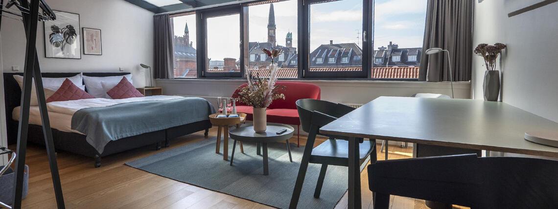 Junior Suite at Hotel Twentyseven Copenhagen