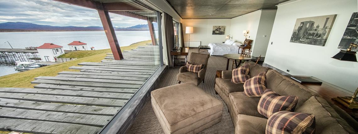Alojamiento habitación Suite Patagonia