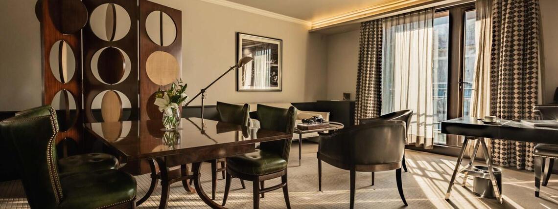 Suite Room The Singular Santiago