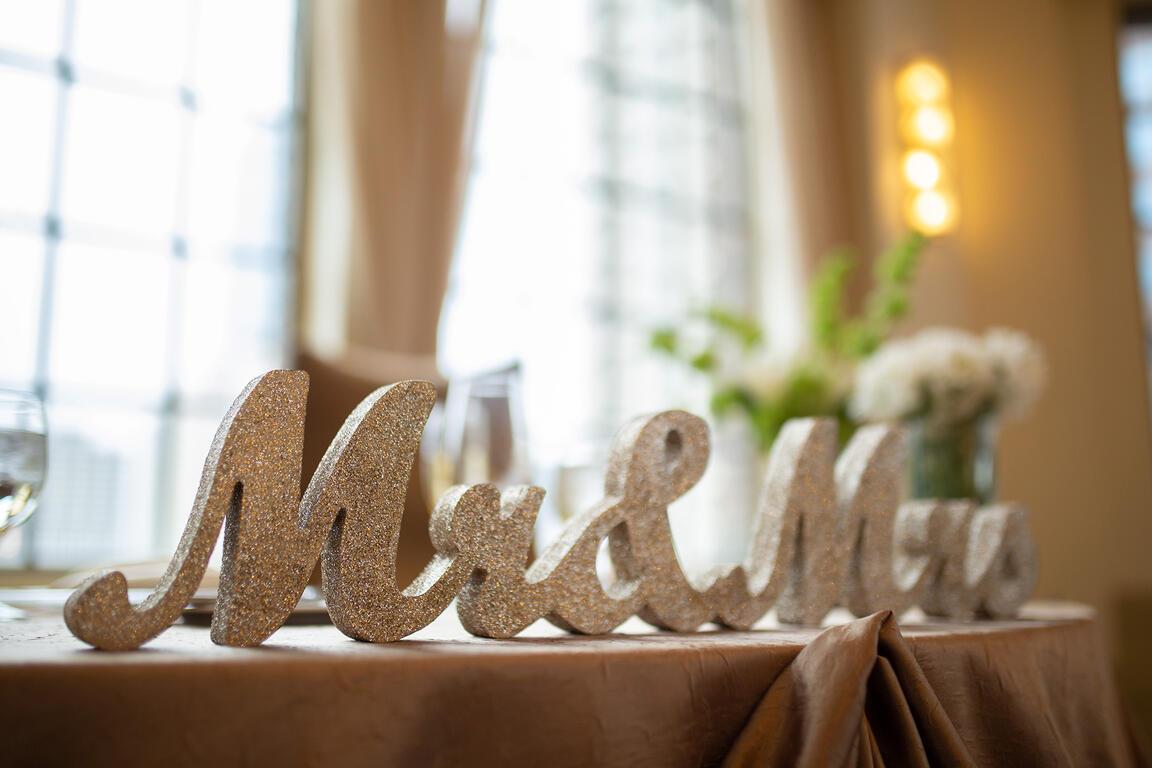 Warwick Allerton Wedding design