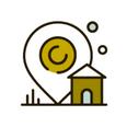 Home Marker Icon