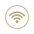 WIFI Logo at Silkari Suites at Chatswood