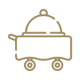 Room Service Icon