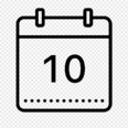 calendar vector icon at NOI Puma Lodge Hotel