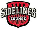 Sidelines Lounge logo