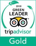 TripAdvisor Gold Award image: 2018 Green Leader