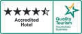 QTAB Accredited Star Rating