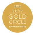 Logo of 2017 gold circle award winner