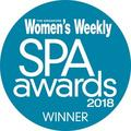Logo of Women's weekly spa awards 2018 winner