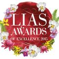 Logo of LIAS Awards of excellence 2015
