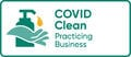 COVID Clean Practicing business award