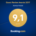 Awards for Aimia Hotel in Port de Sóller, Majorca